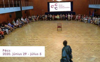 Kultúrák Közötti Kommunikáció Találkozó 2020 június 29 – július 5, Pécs